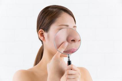 traitement pores dilates peau