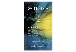 Sothys Noctuelle masque nuit chrono déstressant